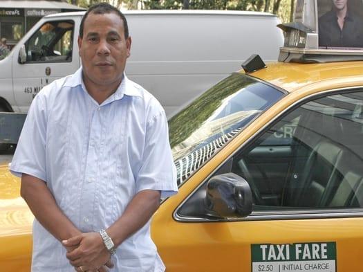 profesiones que engordan taxistas