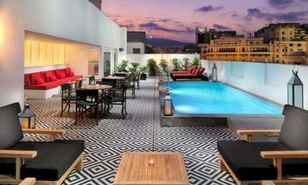 Hoteles urbanos con encanto