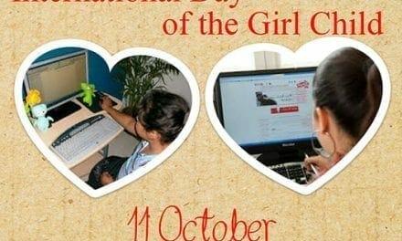 El día internacional de la niña se celebra en Canadá