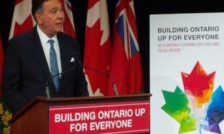 Ministro de Finanzas anuncia ajustes en el presupuesto de la provincia de Ontario