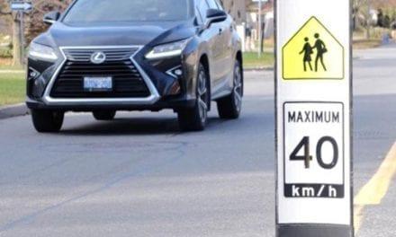 La provincia de Ontario reintroducirá los foto-radar en las zonas escolares