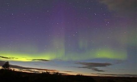 Aurora boreal, esplendor de la Naturaleza