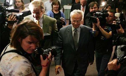 Defensa no busca libertad para un ex-liberal convicto en fraude de patrocinio