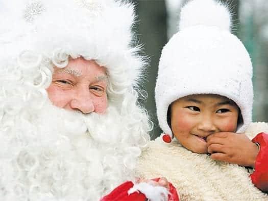sabe de donde vienen los ritos de la navidad