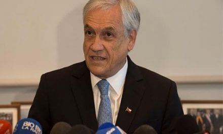 Piñera compara a Trump y a su vicepresidente con personajes de Disney