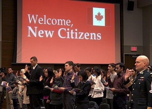 Disminuye número de solicitudes de ciudadanía tras aumento de las tasas por procesamiento