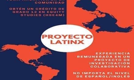 Invitan a participar en programa de estudios de equidad para jóvenes latinoamericanos