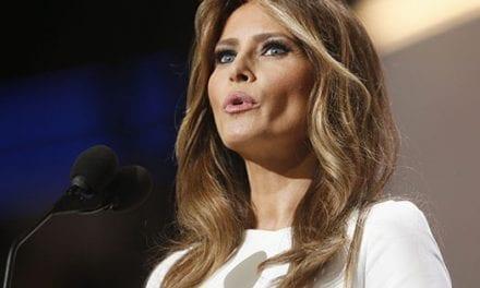 """Melania Trump pide 141 millones de euros al """"Daily Mail"""" por decir que fue """"escort"""""""