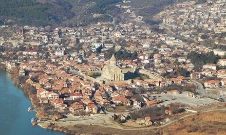 Mtsjeta, la Jerusalén del Cáucaso