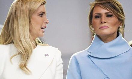 Primera dama de EE. UU.: ¿Melania o Ivanka?