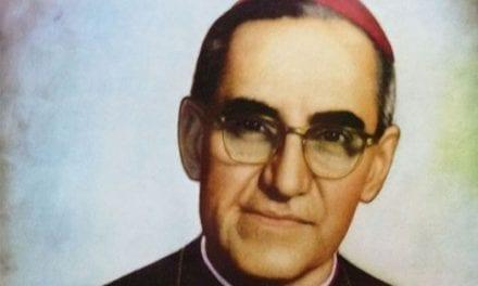 Recordando al Obispo Mártir beato Oscar Arnulfo Romero y Galdámez