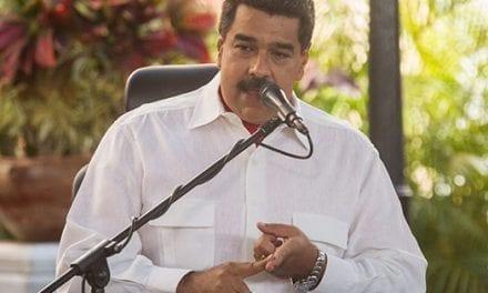 """Maduro dice que los opositores intentaron """"llenar"""" de violencia las calles de Venezuela"""