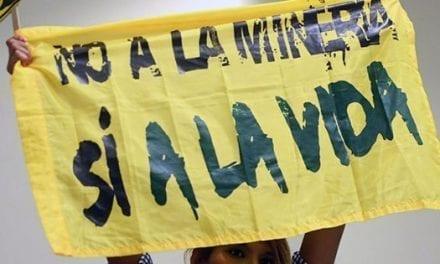 El Salvador se convierte en el primer país en el mundo en prohibir la minería metálica