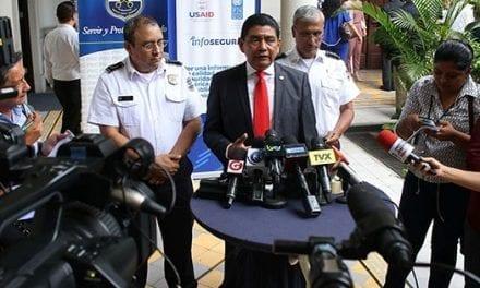 Ascienden a 22 los policías asesinados en El Salvador en lo que va de 2017