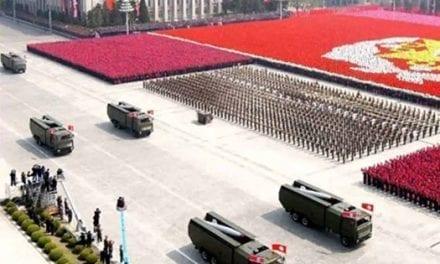 Crece la tensión entre Estados Unidos y Corea del Norte