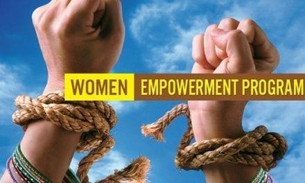Debemos fortalecer el liderazgo de las mujeres, empoderándolas para hacer valer sus derechos