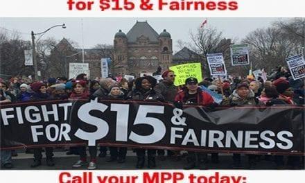 Hispanos divididos ante el progresivo aumento al salario mínimo en la provincia de Ontario