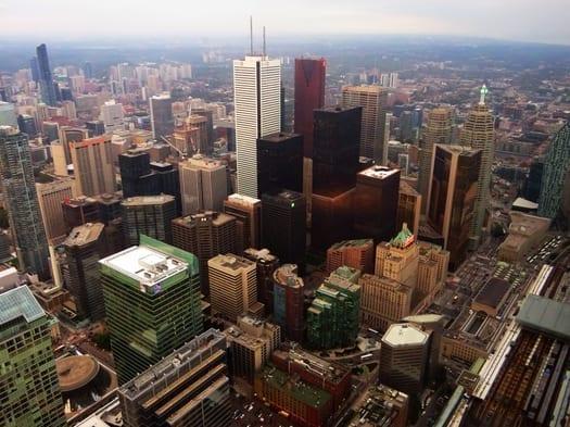 Toronto es la cuarta ciudad en todo Norteamérica en trabajos ...