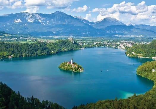 TURISMO: Bled, un trocito de paraíso