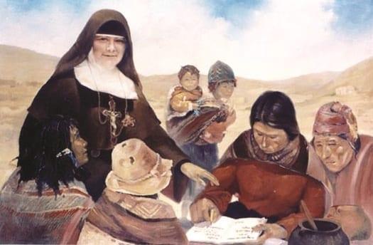 La beata Nazaria Ignacia, de Bolivia, santificada junto al arzobispo Oscar Romero, de El Salvador