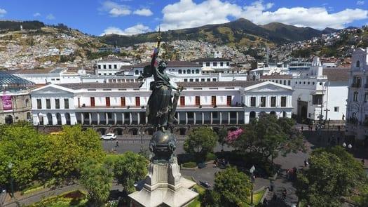 Quito: leyenda viva de los Andes