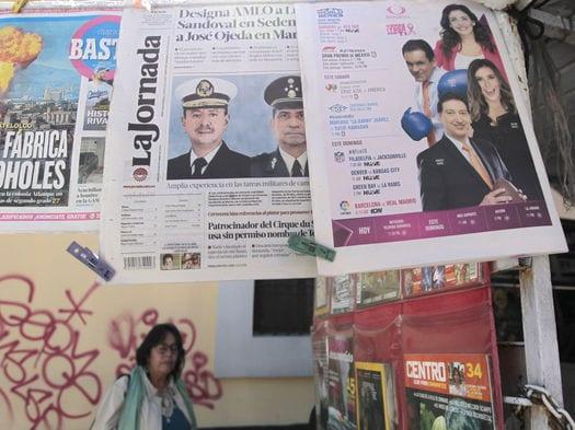 Medios mexicanos se adaptan a López Obrador y reducción de publicidad oficial