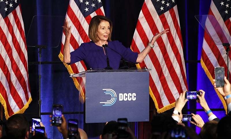 Los demócratas recuperan la Cámara de Representantes