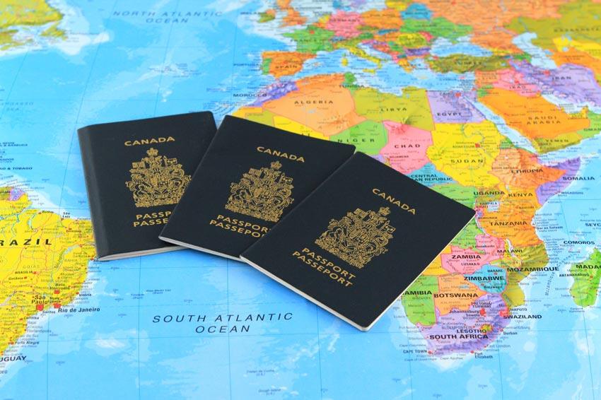 En diciembre 2018 fue aprobada la ley que permitirá que Canadá tenga información de quien sale del país