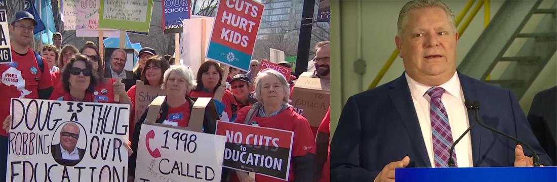 Ford pide a maestros que no vayan a huelga durante la negociación del nuevo contrato