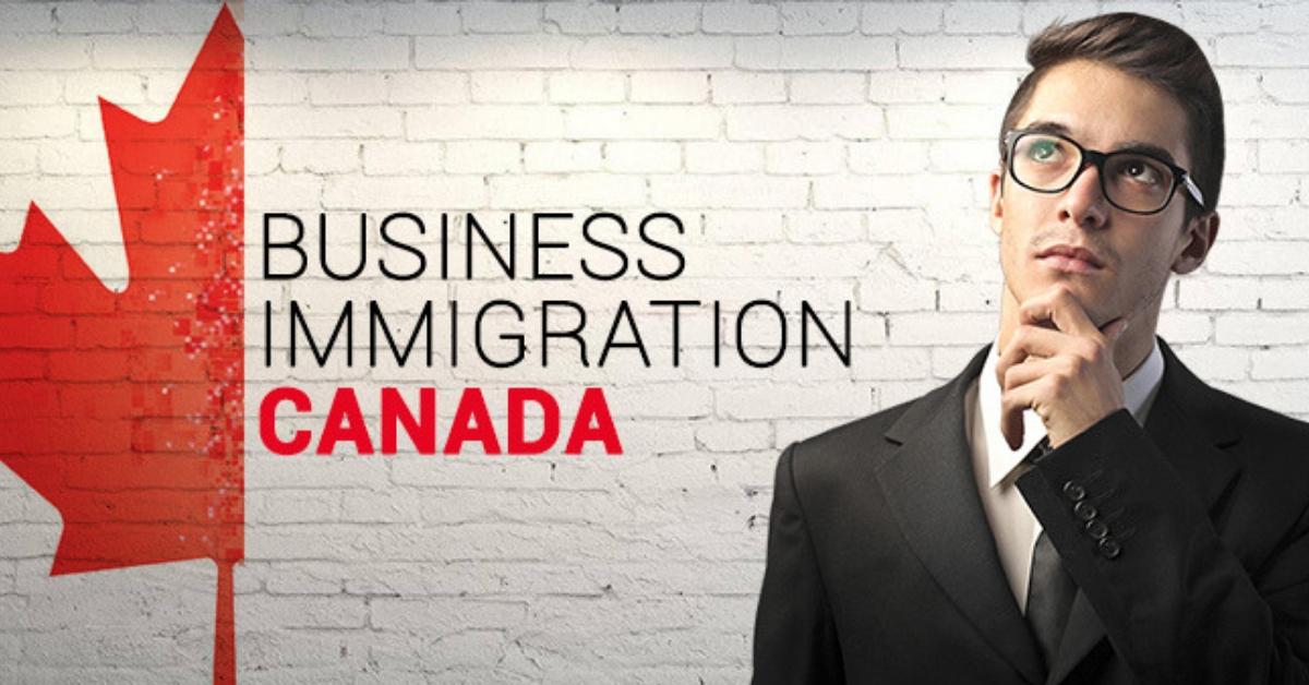 INMIGRACION: Programas de negocios que conducen a residencia permanente en Canadá