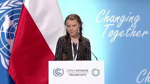 LOS RETOS DE LA TERCERA EDAD El impacto de Greta Thunberg en los adultos mayores