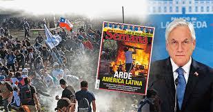 Explosiones sociales en latinoamérica marcan este 2019