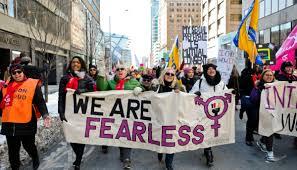 Multitudinario evento y presencia latina conmemoraron el Día Internacional de la Mujer en Toronto