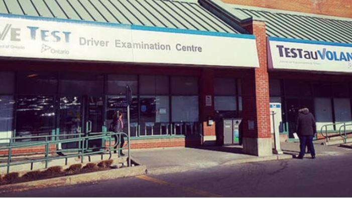 Los centros DriveTest reabrirán a partir de la próxima semana