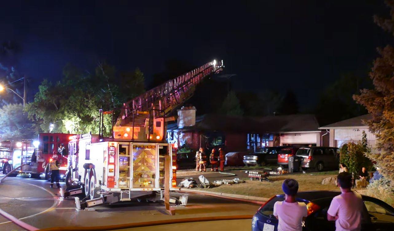 Mujer murió luego de otro incendio en una casa de Brampton