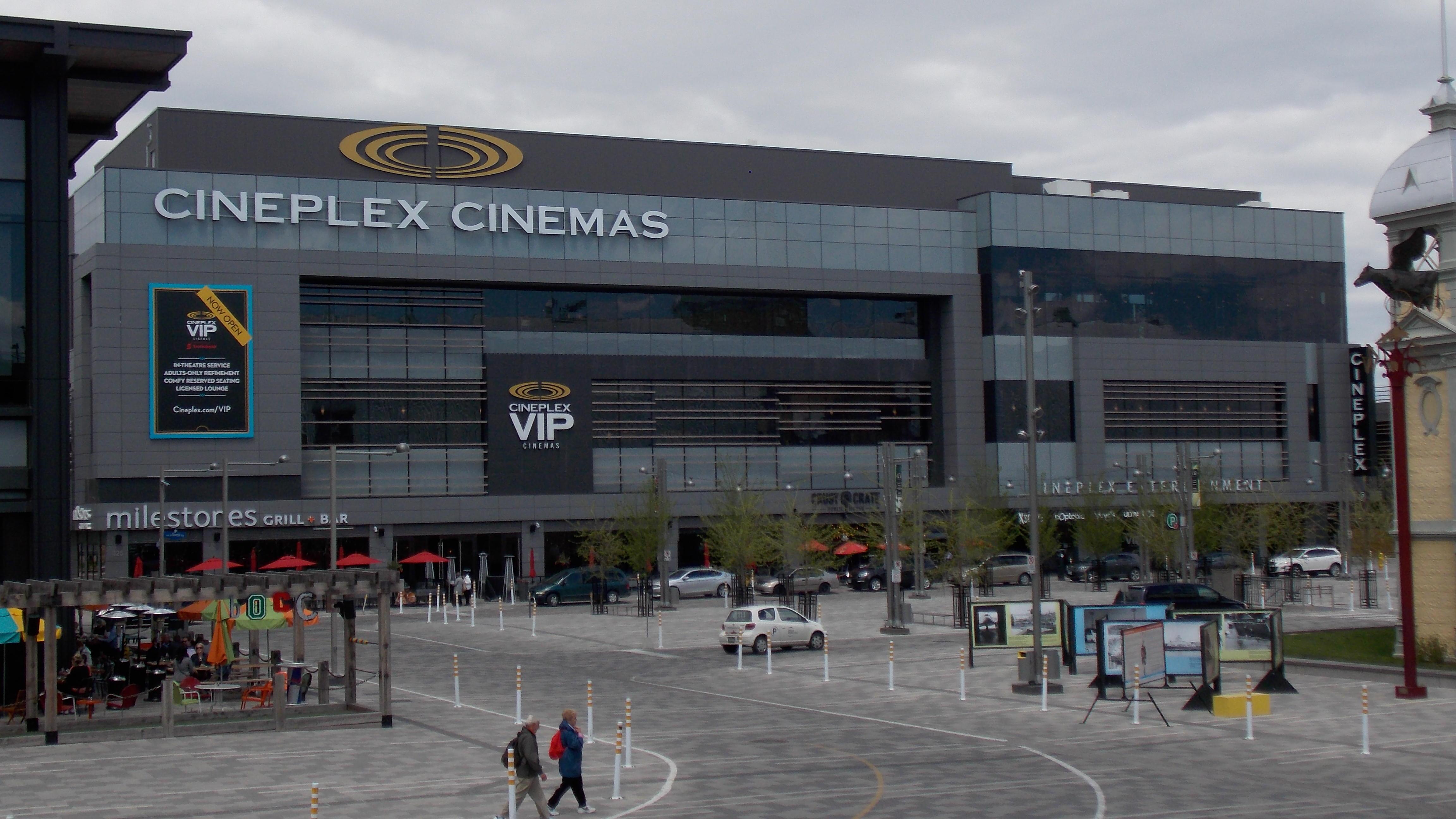 Cineplex reabrirá 25 salas de cine en Ontario