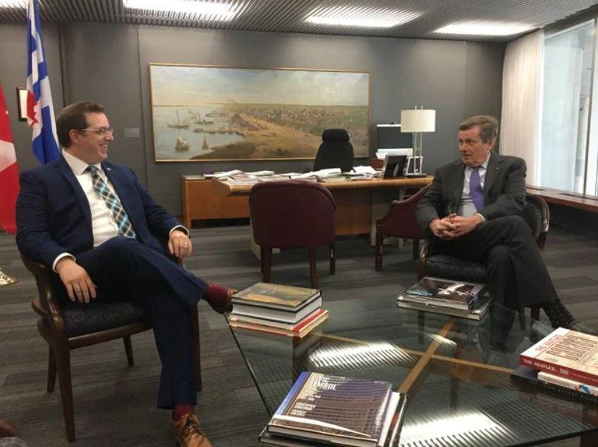 Alcaldes de Ontario piden con urgencia un nuevo fondo de emergencia