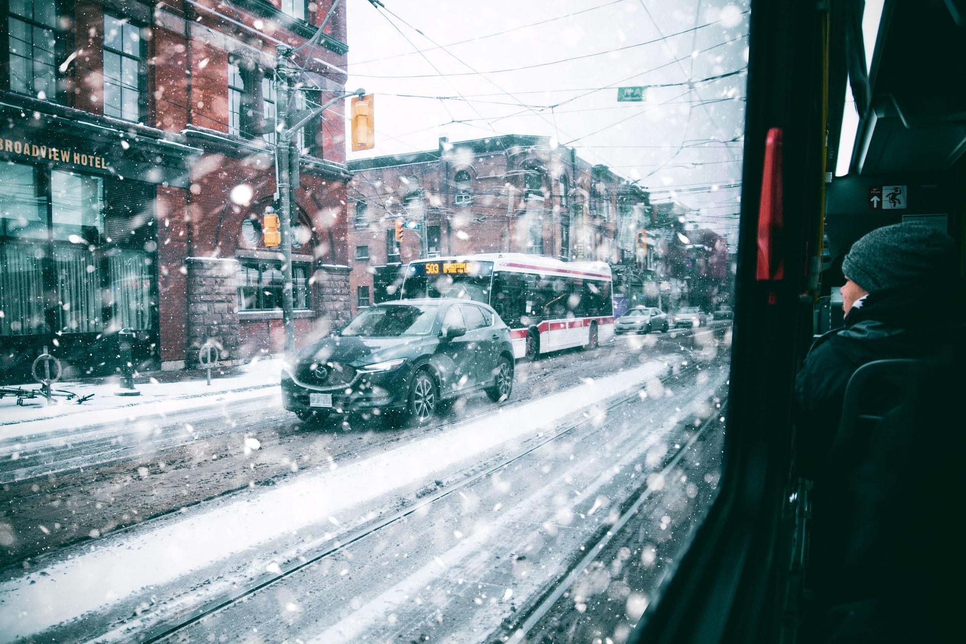 Se espera otra fuerte nevada para mañana